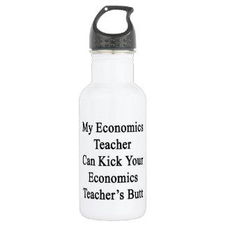 Mon économie que le professeur peut donner un coup