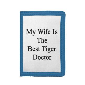 Mon épouse est le meilleur docteur de tigre