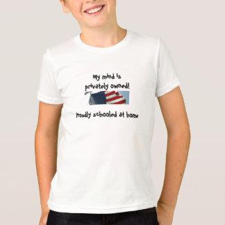 Mon esprit est privé t-shirt