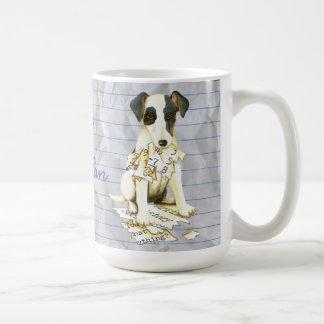 Mon Fox Terrier doux a mangé mon plan de cours Mug