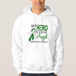 Mon héros est mon infirmité motrice cérébrale sweatshirt à capuche