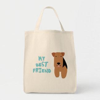 Mon meilleur ami gallois Terrier Sac