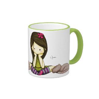 Mon minou et I Mug Ringer