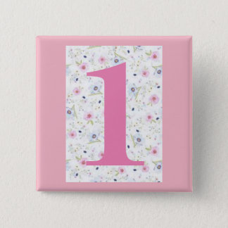 mon numéro de maison insigne carré de -1 - de badge