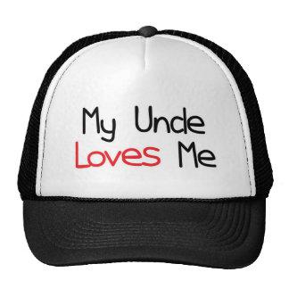 Mon oncle Loves Me Casquettes De Camionneur