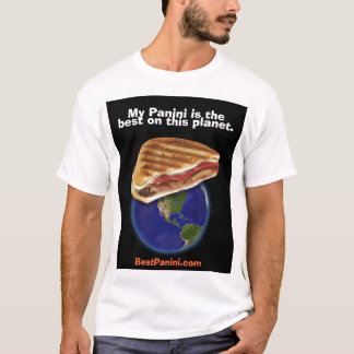 Mon Panini est le meilleur sur cette planète T-shirt