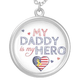 Mon papa est mon héros - Etats-Unis - collier