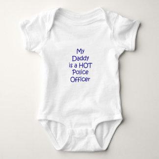 Mon papa est un policier chaud body