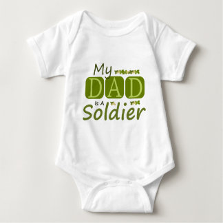 Mon papa est un soldat body