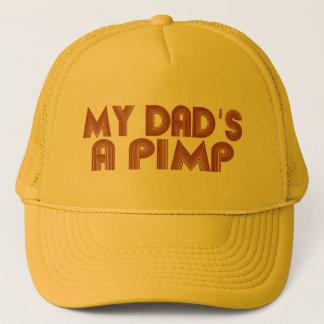 Mon papa est un souteneur casquette