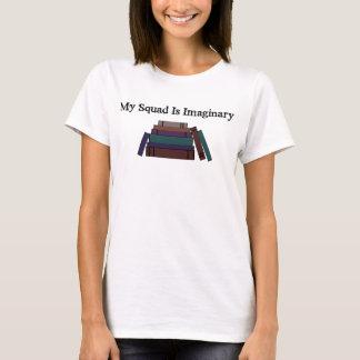 Mon peloton est T-shirt imaginaire