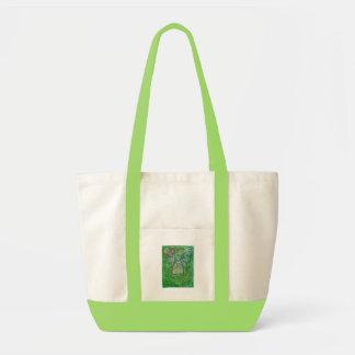 Mon sac d'ange de Cancer de vert de la vie