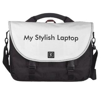 Mon sac élégant d'ordinateur portable sacoches pour ordinateurs portables