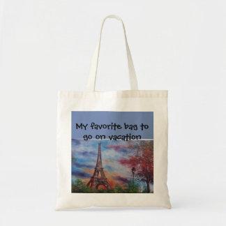 Mon sac fourre-tout préféré de Paris