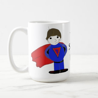Mon superhéros mug