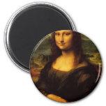Mona Lisa Aimants Pour Réfrigérateur