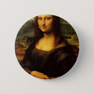 Mona Lisa Badge