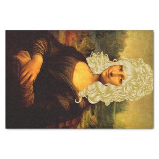 Mona Lisa blonde Papier Mousseline