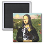 Mona Lisa - Boston T #4 Aimant