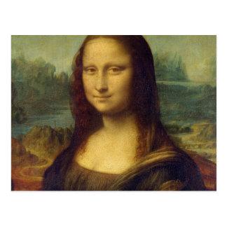 Mona Lisa Carte Postale