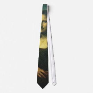 Mona Lisa Cravate Personnalisée