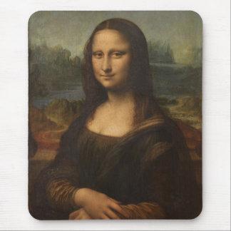 Mona Lisa (La Gioconda) Tapis De Souris