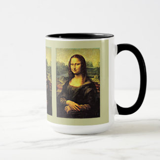 Mona Lisa Mugs