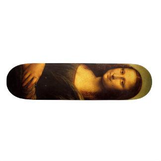Mona Lisa Skateboard 20,6 Cm