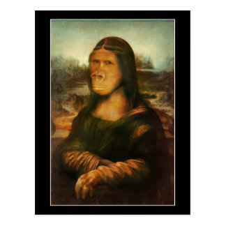 Mona Rilla Carte Postale