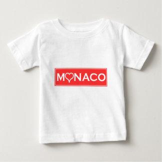 monaco t-shirt pour bébé