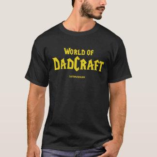 Monde de DadCraft T-shirt