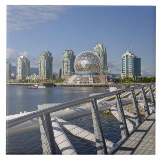 Monde de la Science, Vancouver, Colombie-Britanniq Grand Carreau Carré