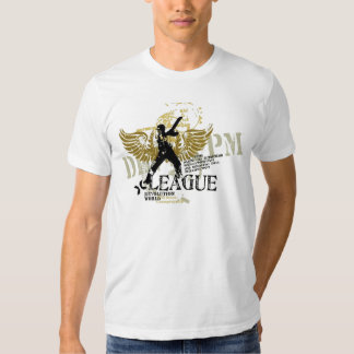 Monde de révolution t-shirt