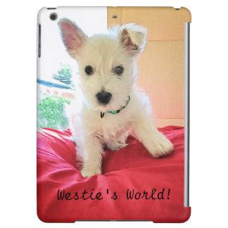 """Monde de s de Westie """" ! Chiot adorable de Westie"""