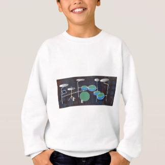 Monde de tambour sweatshirt