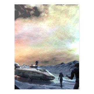 monde jumeau du soleil cartes postales