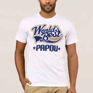 Mondes de Papou meilleurs T-shirt