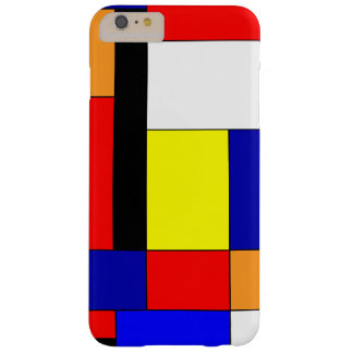 Mondrian #9 coque iPhone 6 plus barely there