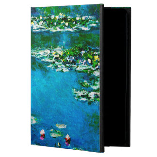 Monet-Eau-Lis de Claude Coque Powis iPad Air 2