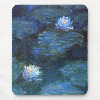 Monet Nympheas Mousepad Tapis De Souris