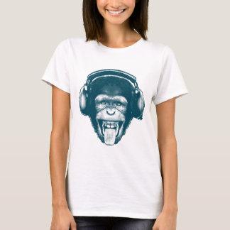 monkeyheadphones t-shirt