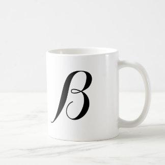 Monogramme-b Mug