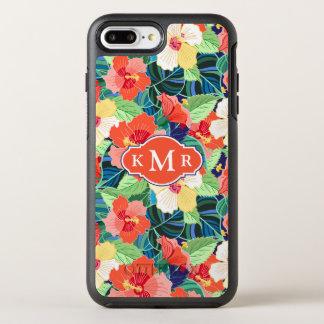 Monogramme coloré du motif | de ketmie coque otterbox symmetry pour iPhone 7 plus