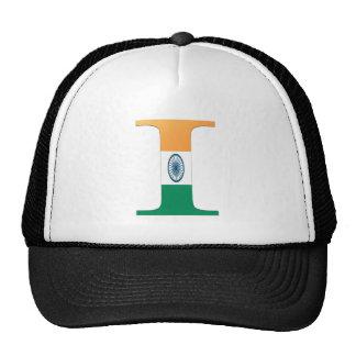 Monogramme I (de l'Inde) Casquette