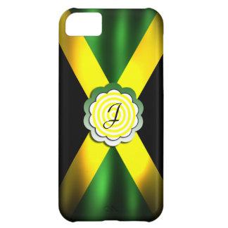 Monogramme J Jamaïque Étui iPhone 5C