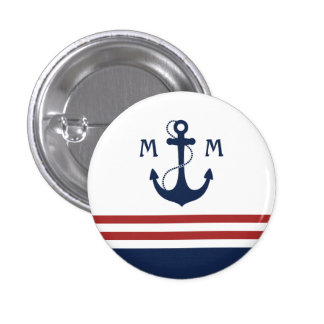 Monogramme nautique badges