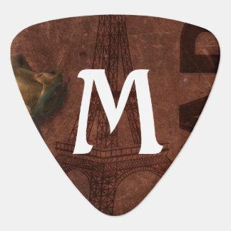 Monogramme sur l'onglet de guitare de grunge de onglet de guitare