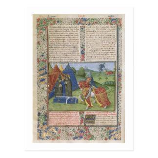 Monsieur Agravain (vellu de massacre de Mme 115 Carte Postale
