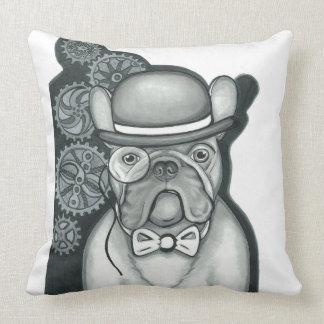 Monsieur Bouledogue Pillow Coussin