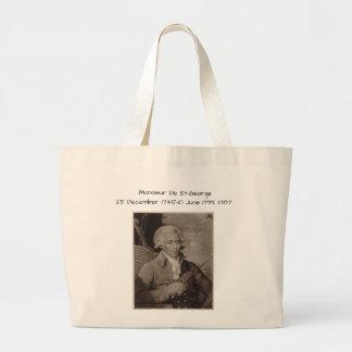 Monsieur De St George Grand Tote Bag